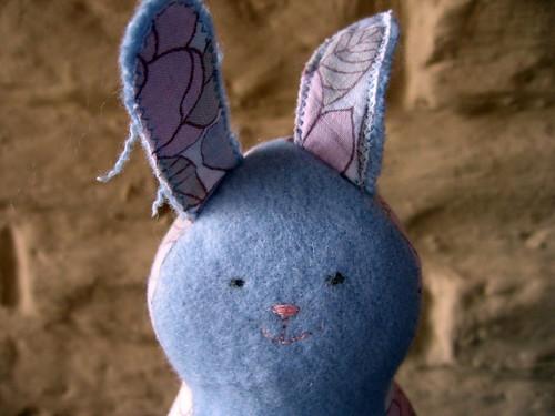 wee bunny head