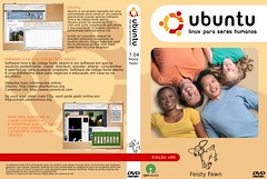 Capa para Ubuntu Feisty Fawn