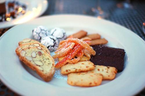 Dessert: Biscotti