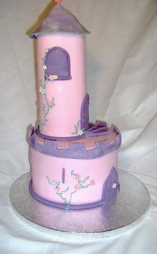Edens Mini Castle Cake