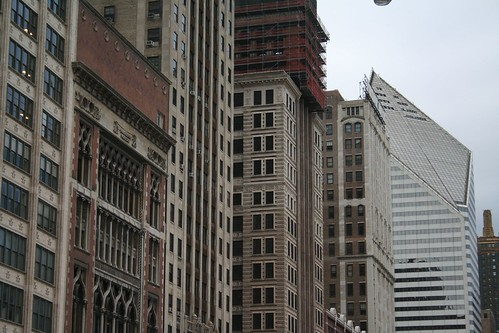 Downtown Chicago Buildings
