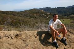 nir at topanga cyn (Don Reno) Tags: hike topanga nir