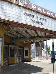 The Abandoned Palace Theatre (Photo Adventures) Tags: abandoned sign marquee concert theater theatre hometown exploring mj performance indiana palace jackson michaeljackson gary tonight kingofpop ue restinpeace palacetheater jacksonfive jackson5 garyin thejacksons thejackson5 jackson5ive