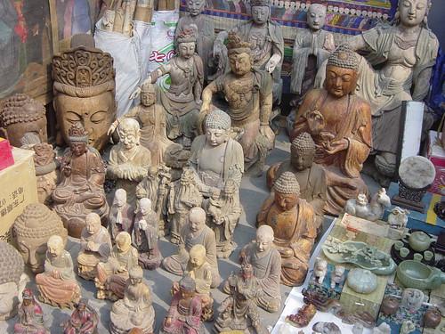 estatuas a la venta