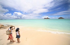 Azure Blue of Lanikai (Cory.Lum) Tags: naturesfinest blueribbonwinner lanikaibeach supershot flickrsbest flickrgold superbmasterpiece diamondclassphotographer flickrdiamond corylumhawaiihonolulu