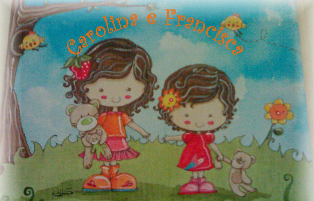 Carolina e Francisca
