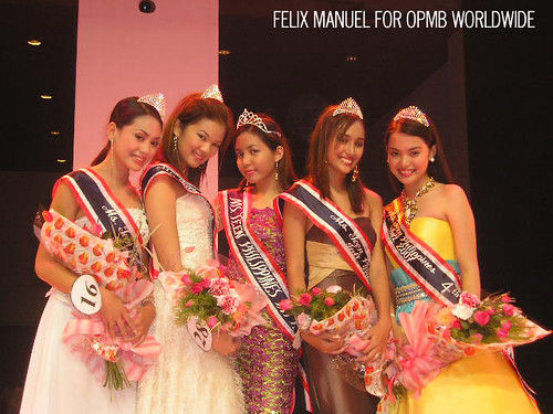 Filipina miss teen