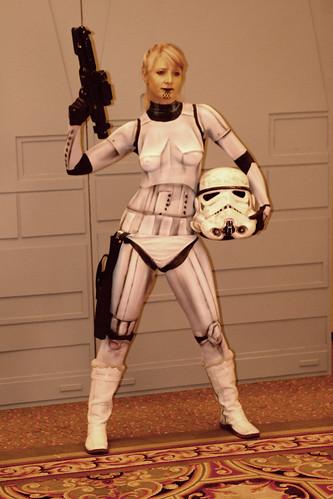 Bodypaint Stormtrooper