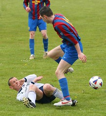 brandanes (ufopilot) Tags: sport football action soccer bute rothesay brandanes brandane