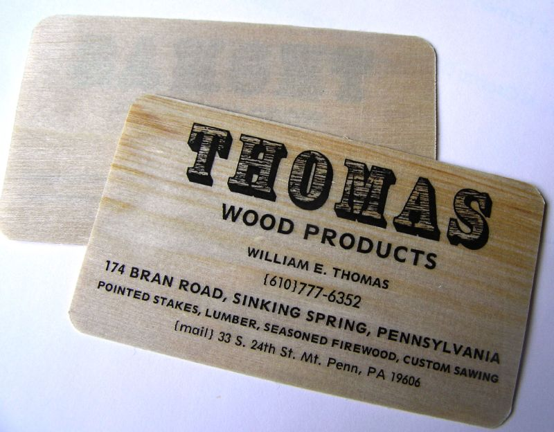 20 Original and Quirky Business Card Designs | Artfans Design