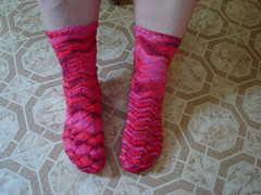 Mother's Day Socks 2
