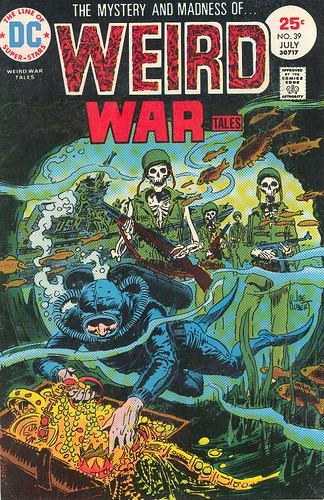 Weird War Tales No. 39 by FromConcentrate.