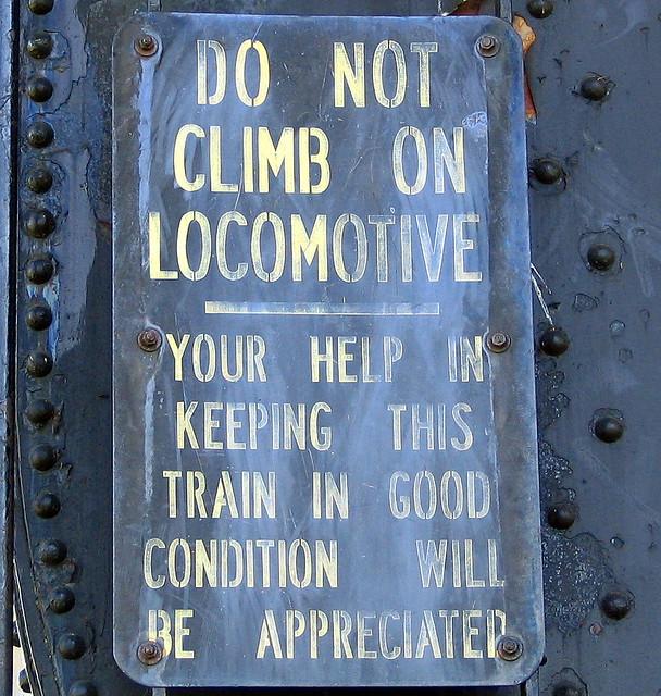 Centennial Park NCStL Locomotive