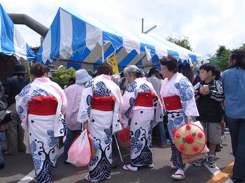 Yukata girls
