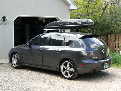 Roof Rack Update Page 40 Mazda3 Forums The 1 Mazda