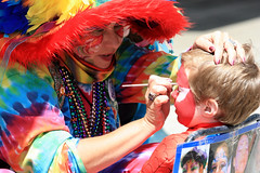 How Spidey Got His Mask (Jack Hess) Tags: seattle washington universitydistrict streetfair udistrict superbmasterpiece 1on1colorful 1on1colorfulphotooftheday 1on1colorfulphotoofthedaymay2007