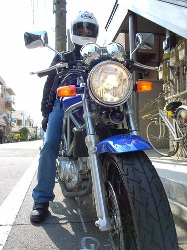 tom's bike