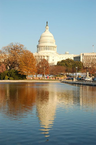 The Capital  Hill, Washington DC, USA