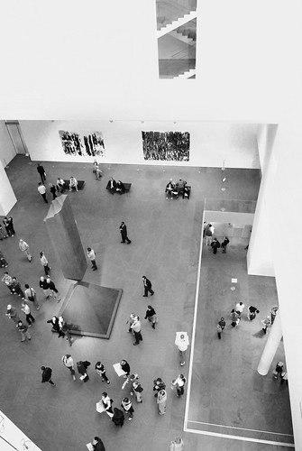 Looking Down, MOMA