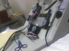 blood spinner machine