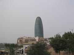 Torre Agbar (mjaniec) Tags: barcelona torreagbar