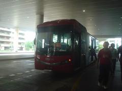 64.接駁公車抵達KLIA