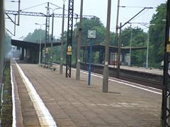 Gdańsk Oliwa station 27.05.2007 (szogun000) Tags: railroad station fuji poland polska rail railway finepix fujifilm pomerania gdańsk pkp pomorze s3500 pomorskie gdańskoliwa
