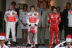 [運動] 2007年F1摩納哥站 (1)