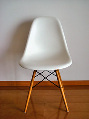 Eames Shell Side Chair DSW