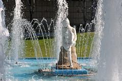 Συντριβάνι, Θεσσαλονίκη (1) (st.delis) Tags: συντριβάνι άγαλμα θεσσαλονίκη μακεδονία ελλάδα fountain statue thessaloniki macedonia hellas timeless