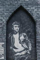 Billy Fury hanging out (hilofoz) Tags: bootle merseyside england uk