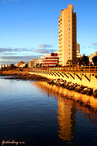 "Num final de tarde em Punta Del Este - Uruguai / Sunset | <a href=""http://www.flickr.com/photos/59207482@N07/453308219"">View at Flickr</a>"