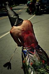 penitensya5 (Edwin_Martinez) Tags: pain blood philippines religion whip filipino suffering pinoy customs forgiveness holyweek tamron2875mm flagellation lentenseason senakulo penitance edwinmartinezcanon30d