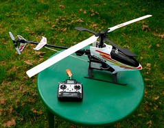 Radio Controlled Helicopter (RuthannOC) Tags: baby 3 scale phoenix digital radio lumix design fly flying high display tail main performance engine gear 11 os system ring panasonic helicopter controller length rc 32 operating controlled rotor caliber metre kyosho dmcfz50 sxh vg6000