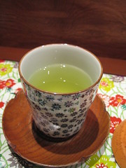 Mug of Green Tea