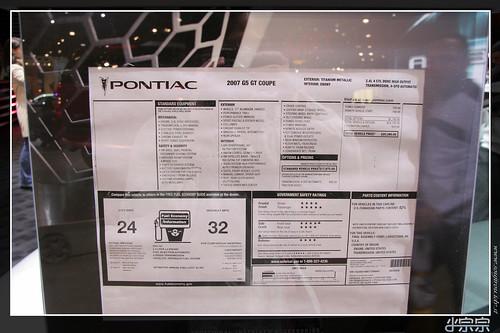 Pontiac G5 Gt Coupe. 2007 pontiac g5 gt coupe
