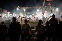 Djemaa Night (the peanutbutter's) Tags: morocco marrakech marrakesh elfna djemaaelfnasquare