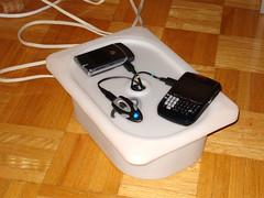 Ikea charging box