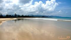 Khuk Khak Beach in Khao Lak, Thailand