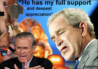 Full Support Rumsfeld