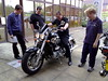 Triumph (laurabroughton) Tags: beast thatsme ghostrider triumphrocketiii johnnieb groundshaking whathappenedtothetrousers
