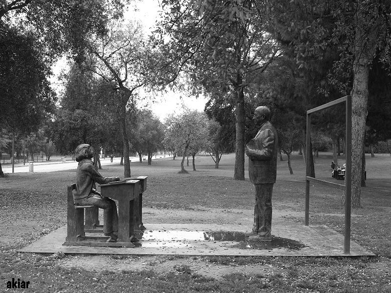 Una Clase en el Parque. III