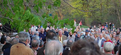 Anders Berglund fick årets magnoliapris
