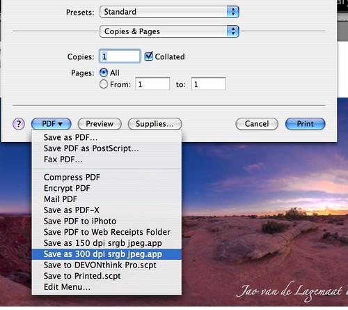 pdf menu