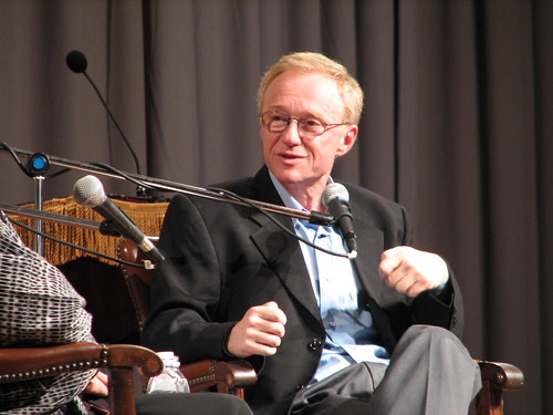 David Grossman with Nadine Gordimer