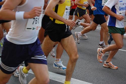 En forma para la carrera. Foto de sergis blog