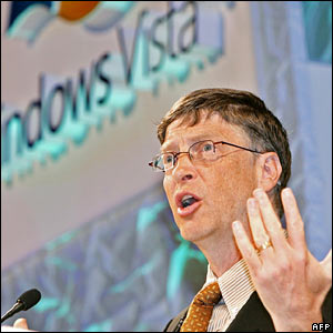vBBC NEWS의 Bill Gates 사진