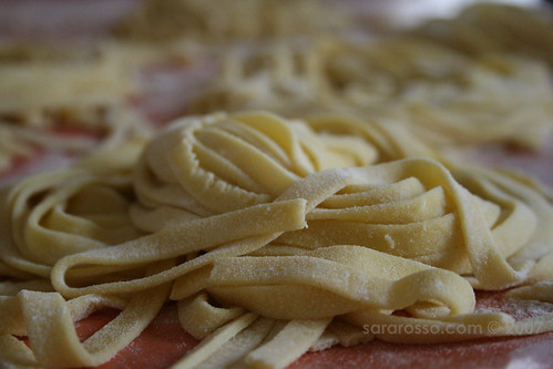 Fresh Lemon Pasta