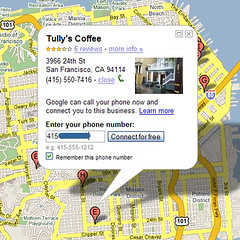 Calling Tully's from Google Maps! (2)