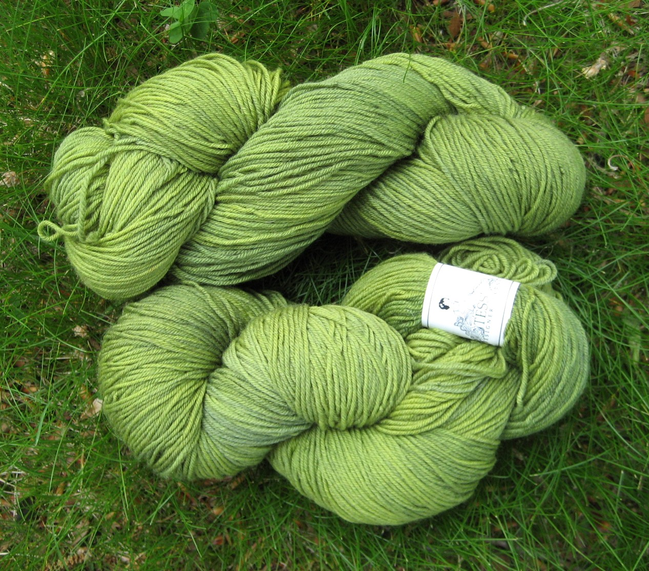 Tess Designer Yarns - Green